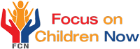 Focus On Children Now Charity Logo
